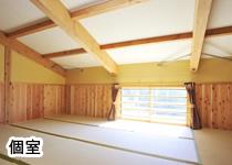 薬師岳山荘 個室