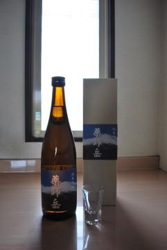 のんべぇだけが分かるこの酒の美味しさ!(^^)!  (私にはさっぱり分かりませんが・・)