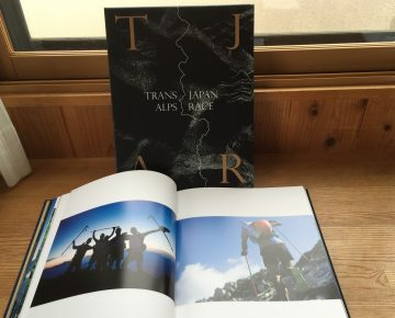 立派な写真集です。 4人のTJAR担当のベテランカメラマンが、自費出版なさった貴重な写真集‼️